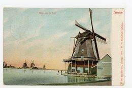 D087 - Zaandam - Molen Aan De Kuil - Molen - Moulin - Mill - Mühle - Zaandam