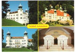 Österreich - A-3661 Artstetten - NÖ - Schloss - Chateau - Castle - Nice Stamp - Timbre - Amstetten