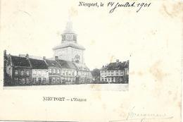 Nieuport - L'Eglise. - Nieuwpoort