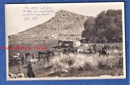 "CPA Photo - MAROC - Séfrou - "" Lieu Où Nous Avons Construit Un Poste Efer Etir "" - Photographe Coutanson Casablanca - War 1914-18"