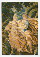 Couple Sous Les Frondaisons, Tapisserie, Atelier Marchois, Aubusson (19-1097) - Ancient World