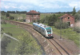 470 ALe 501 Minuetto MD Alstom Balzola Martinella Alessandria Rairoad Treain Railweys Treni - Trains