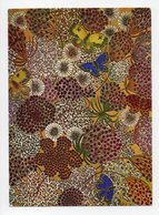 Prairial, Tapisserie De Dom Robert, Atelier Tabard Aubusson, Papillon (19-1098) - Ancient World