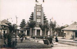 Cpa Carte Photo HAI PHONG - 2e Foire 1937, Palais Des Fêtes - Vietnam