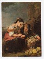 Bartolome Esteban Murillo: The Small Fruiterer, La Petite Marchande De Fruits, Raisins (19-1099) - Paintings