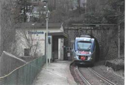 474 ETR 425 Jazz Alstom Stazione Galleria Biagioni Lagacci Pistoia Rairoad Treain Railweys Treni - Trains