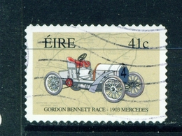 IRELAND  -  2003 Racing Cars Of 1903  41c Self Adhesive Used As Scan - 1949-... Republic Of Ireland