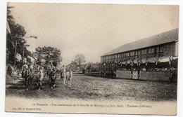 Histoire-1906-Fête Anniversaire De La Bataille De Marengo (Napoléon)-12° Hussards--cachet GRAY-70.....à Saisir - History