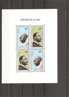 Gandhi ( BF 5 XXX -MNH- De Mauritanie) - Mahatma Gandhi