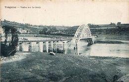 Cpa TREGUIER 22 Viaduc Sur Le Jaudy - Tréguier