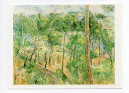Paul Cezanne: Paysage à L'Estaque (19-1106) - Paintings
