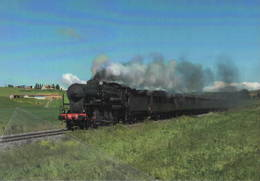 489 FS 741.120 Località Pian Dell'Asso Siena Rairoad Treain Railweys Treni - Trains