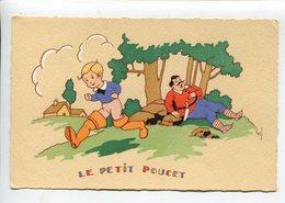 Gil  Le Petit Poucet - Other Illustrators