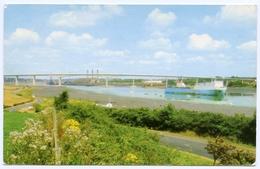 ENGLAND : SUFFOLK : THE ORWELL BRIDGE - Bridges