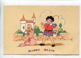 Gil  Barbe Bleue - Other Illustrators