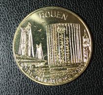 """Médaille Touristique (Monnaie De Paris) """"Rouen / 360° Panorama XXL / 2018"""" Normandie - 2018"""