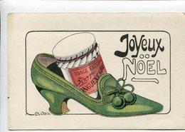 Odis Noël Chaussure - Other Illustrators