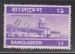 BANGLADESH Scott # 82 Used - Court Of Justice - Bangladesh