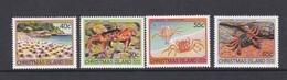 Christmas Island SG 181-184 1984 Red Land Crabs MNH Set - Christmas Island