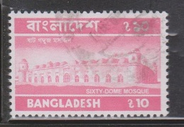 BANGLADESH Scott # 356 Used - Sixty Dome Mosque - Bangladesh