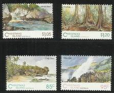 Christmas Island SG 378-381 1993 Scenic View MNH - Christmas Island