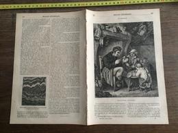 1853 MP UN ORPHELIN BURNET PALAIS DU GRAND CANAL A VENISE BARBARIGO PISANI CA DORO - Collections