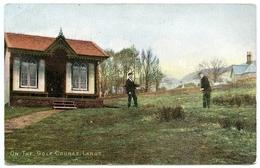 SCOTLAND : AYRSHIRE - LARGS - ON THE GOLF COURSE - Golf