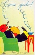 Come Godo - Comme Je Suis Charme - Italia 1926 - Riproduzione Da Originale - Cartoline