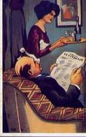 Donnina - Italia 1905  - Riproduzione Da Originale - Cartoline