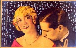Donnina - Francia 1929 - Riproduzione Da Originale - Cartoline