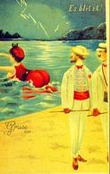 Es Blitzt - Gruss Aus - Germania 1901 - Riproduzione Da Originale - Cartoline