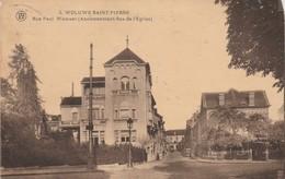 Woluwe - St - Pierre ,St Pieters - Woluwe , Rue Paul Wemaer ,( Anciennement Rue De L'église )Bruxelles - Woluwe-St-Pierre - St-Pieters-Woluwe