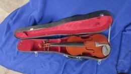 Violon D'occasion Dans Son écrin - Instruments De Musique