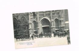 75 ème Anniversaire De L'indépendance Belge.Te Deum Du 21 Juillet 1905 - Histoire