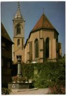 Pfullendorf - Stadtkirche St. Jacob - Pfullendorf
