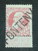 COB N ° 74 Oblitération Linéaire Fonteny - 1893-1900 Fine Barbe