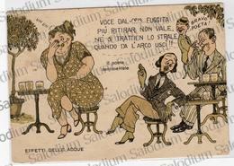 HUMOR Poeta Poesia Acqua - Humor