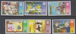 Fiji SG 1068-1073 1999 Christmas, Mint Never Hinged - Fiji (1970-...)