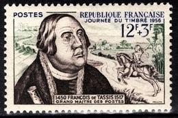FRANCE 1956 -  Y.T. N° 1054 - NEUF** /1 - Francia