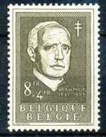 [70840]B//*/Mh-c:13e-N° 985 - Léger Mince, 8f+4f Sir R.W. Philip - Neufs