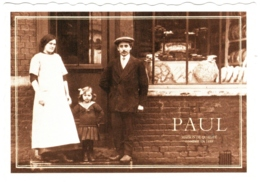 CPM 59 (Nord) Marcq-en-Baroeul - Publicité Boulangerie Paul TBE Baguette Charlemagne En 2009 - Marcq En Baroeul
