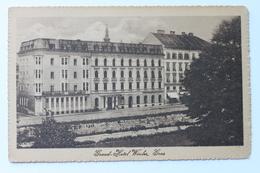 Grand Hotel Wiesler, Graz, Österreich Austria, 1923 - Vienna