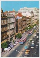 1769/ VIGO. C/ Policarpo Sanz (1975).- Voitures Cars Macchine Coches, Bus.- Non écrite. Unused. No Escrita. Non Scritta. - España