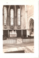 CPSM 03 (Allier) Dompierre-sur-Besbre - Le Maître-Autel Dans L'église TBE - Francia