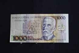 57 / Brésil -  1 Cruzado Novo On 1000 Cruzados   /  N° B 0352001754A - Brésil