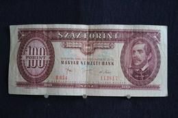 60 /  Hongrie, 100 Forint, 1984 .  Magyar Nemzeti Bank  /  N° 112817 - Hongrie