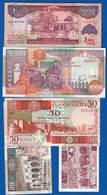 Somalie  5  Billets - Somalië