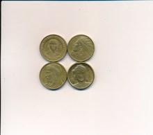 LOT 4 Médailles Médaille Exposition Coloniale Internationale De Paris 1931 Asie Afrique Océanie Amérique ( Recto Verso ) - France
