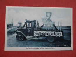Lastkraftwagen Herold-Lichtwagen Auf Der Deutschlandfahrt  Ref 3424 - Advertising