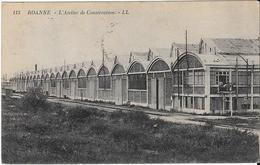 ROANNE - L'Atelier De Construction - Roanne